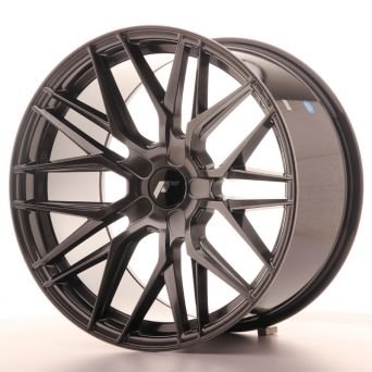 Japan Racing Wheels - JR-28 Hiper Black (19x10.5 inch)