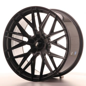 Japan Racing Wheels - JR-28 Glossy Black (20x10 inch)