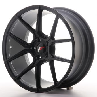 Japan Racing Wheels - JR-30 Matt Black (18x8.5 inch)