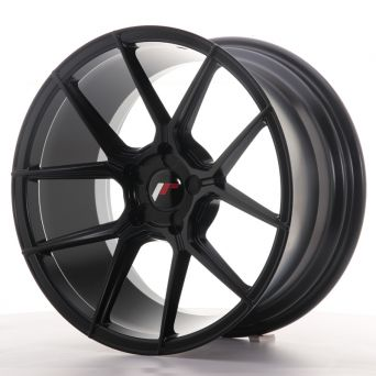 Japan Racing Wheels - JR-30 Matt Black (18x9.5 inch)