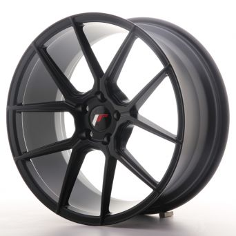 Japan Racing Wheels - JR-30 Matt Black (19x8.5 inch)