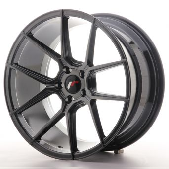 Japan Racing Wheels - JR-30 hyper Black (19x9.5 inch)