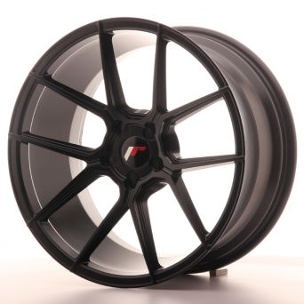 Japan Racing Wheels - JR-30 Matt Black (19x9.5 inch)