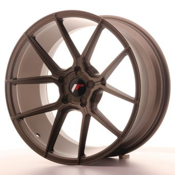 Japan Racing Wheels - JR-30 Matt Bronze (19x9.5 inch)