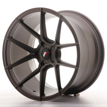 Japan Racing Wheels - JR-30 Matt Bronze (19x11 inch)