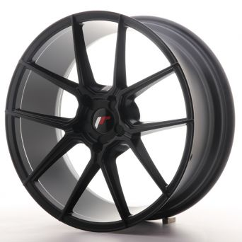 Japan Racing Wheels - JR-30 Matt Black (20x8.5 inch)