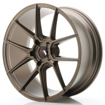 Japan Racing Wheels - JR-30 Matt Bronze (20x8.5 inch)