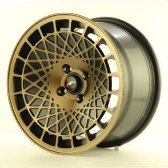 Japan Racing Wheels - JR-14 Black Bronze Finish (15 inch)