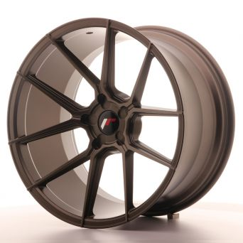 Japan Racing Wheels - JR-30 Matt Bronze (20x11 inch)
