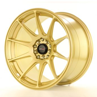 Japan Racing Wheels - JR-11 Gold (15 inch)