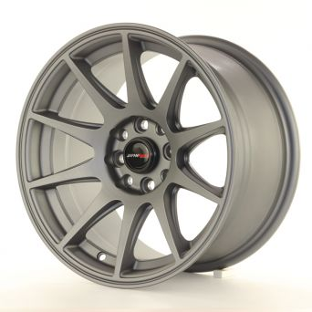 Japan Racing Wheels - JR-11 Gun Metal (15 inch)