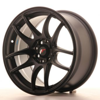 Japan Racing Wheels - JR-29 Matt Black (16x8 inch)