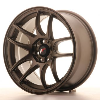 Japan Racing Wheels - JR-29 Matt Bronze (16x8 inch)