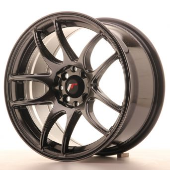 Japan Racing Wheels - JR-29 Hiper Black (16x8 inch)