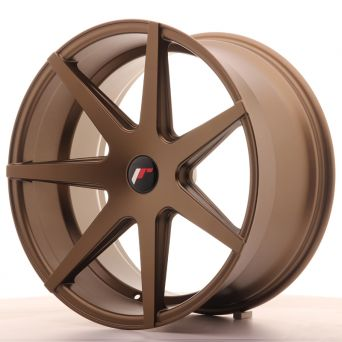 Japan Racing Wheels - JR-20 Matt Bronze (20x10 Zoll)