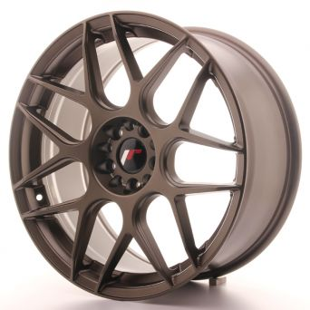 Japan Racing Wheels - JR-18 Bronze (19x8.5 inch 5x120 ET 25)