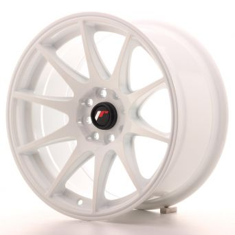 Japan Racing Wheels - JR-11 White (16 inch)