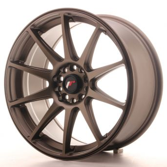 Japan Racing Wheels - JR-11 Dark Bronze (18x8.5 inch - 5x114.3 ET 35)