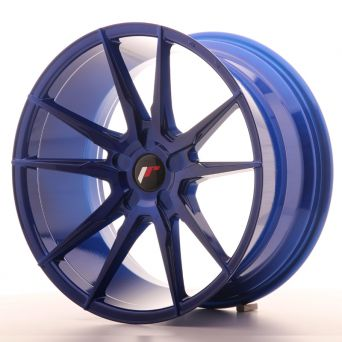 Japan Racing Wheels - JR-21 Plat Blue (19x9.5 inch)