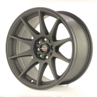 Japan Racing Wheels - JR-11 Matt Black (16 inch)