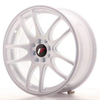 Japan Racing Wheels - JR-29 White (17x7 inch)