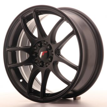 Japan Racing Wheels - JR-29 Matt Black (17x7 inch)