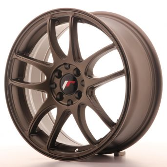 Japan Racing Wheels - JR-29 Matt Bronze (17x7 inch)