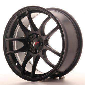Japan Racing Wheels - JR-29 Matt Black (17x8 inch)