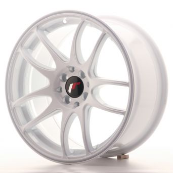 Japan Racing Wheels - JR-29 White (17x8 inch)