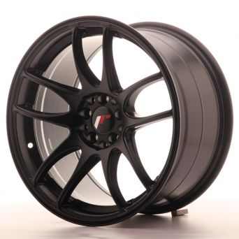 Japan Racing Wheels - JR-29 Matt Black (17x9 inch)