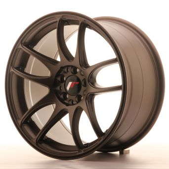 Japan Racing Wheels - JR-29 Matt Bronze (17x9 inch)