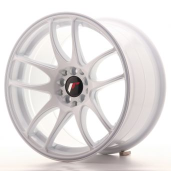Japan Racing Wheels - JR-29 White (17x9 inch)