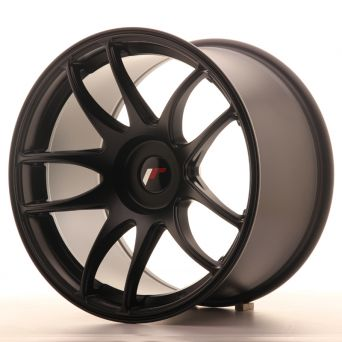 Japan Racing Wheels - JR-29 Matt Black (18x10.5 inch)