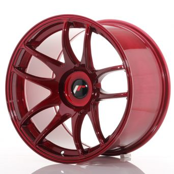 Japan Racing Wheels - JR-29 Plat Red (18x10.5 inch)