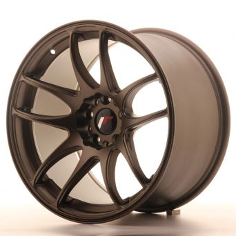 Japan Racing Wheels - JR-29 Matt Bronze (18x10.5 inch)