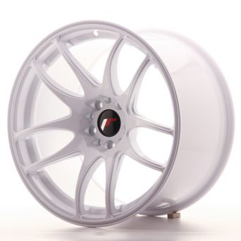 Japan Racing Wheels - JR-29 White (18x10.5 inch)