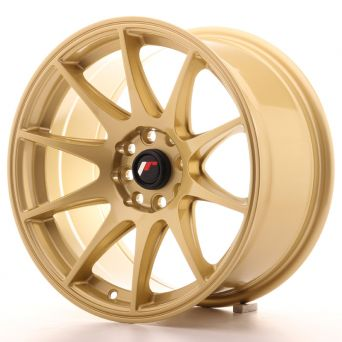 Japan Racing Wheels - JR-11 Gold (16 inch)