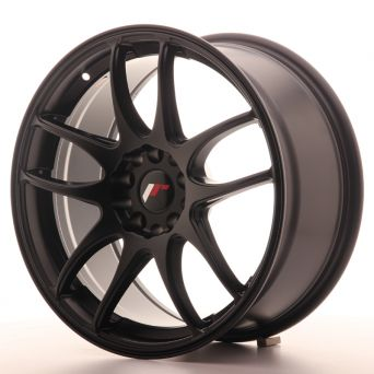 Japan Racing Wheels - JR-29 Matt Black (18x8.5 inch)