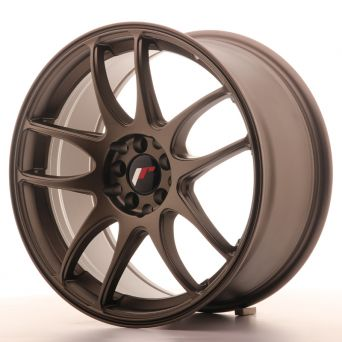 Japan Racing Wheels - JR-29 Matt Bronze (18x8.5 inch)