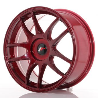 Japan Racing Wheels - JR-29 Plat Red (18x8.5 inch)