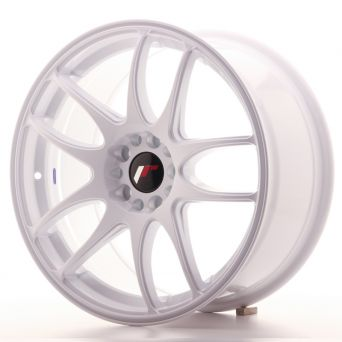 Japan Racing Wheels - JR-29 White (18x8.5 inch)