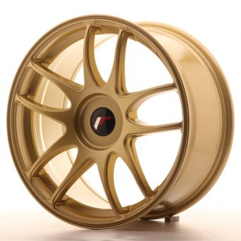 Japan Racing Wheels - JR-29 Gold (18x8.5 inch)
