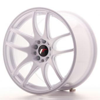 Japan Racing Wheels - JR-29 White (18x9.5 inch)
