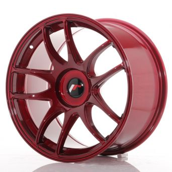 Japan Racing Wheels - JR-29 Plat Red (18x9.5 inch)