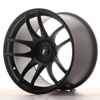 Japan Racing Wheels - JR-29 Matt Black (19x11 Zoll)