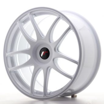 Japan Racing Wheels - JR-29 White (19x8.5 inch)