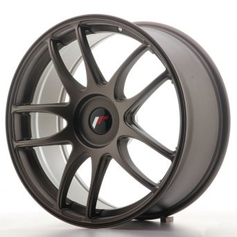 Japan Racing Wheels - JR-29 Matt Bronze (19x8.5 inch)