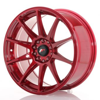 Japan Racing Wheels - JR-11 Plat Red (18x8.5 Zoll)