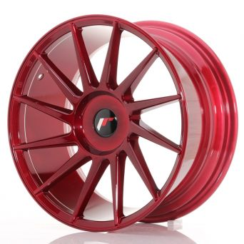 Japan Racing Wheels - JR-22 Plat Red (18x8.5 inch)