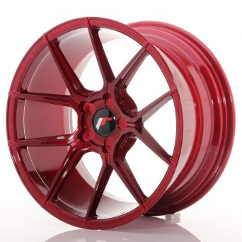 Japan Racing Wheels - JR-30 Plat Red (18x9.5 inch)